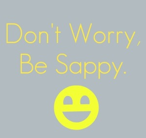 Sad, Happy, But NOT Sappy.